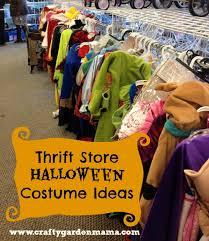 thrift store halloween