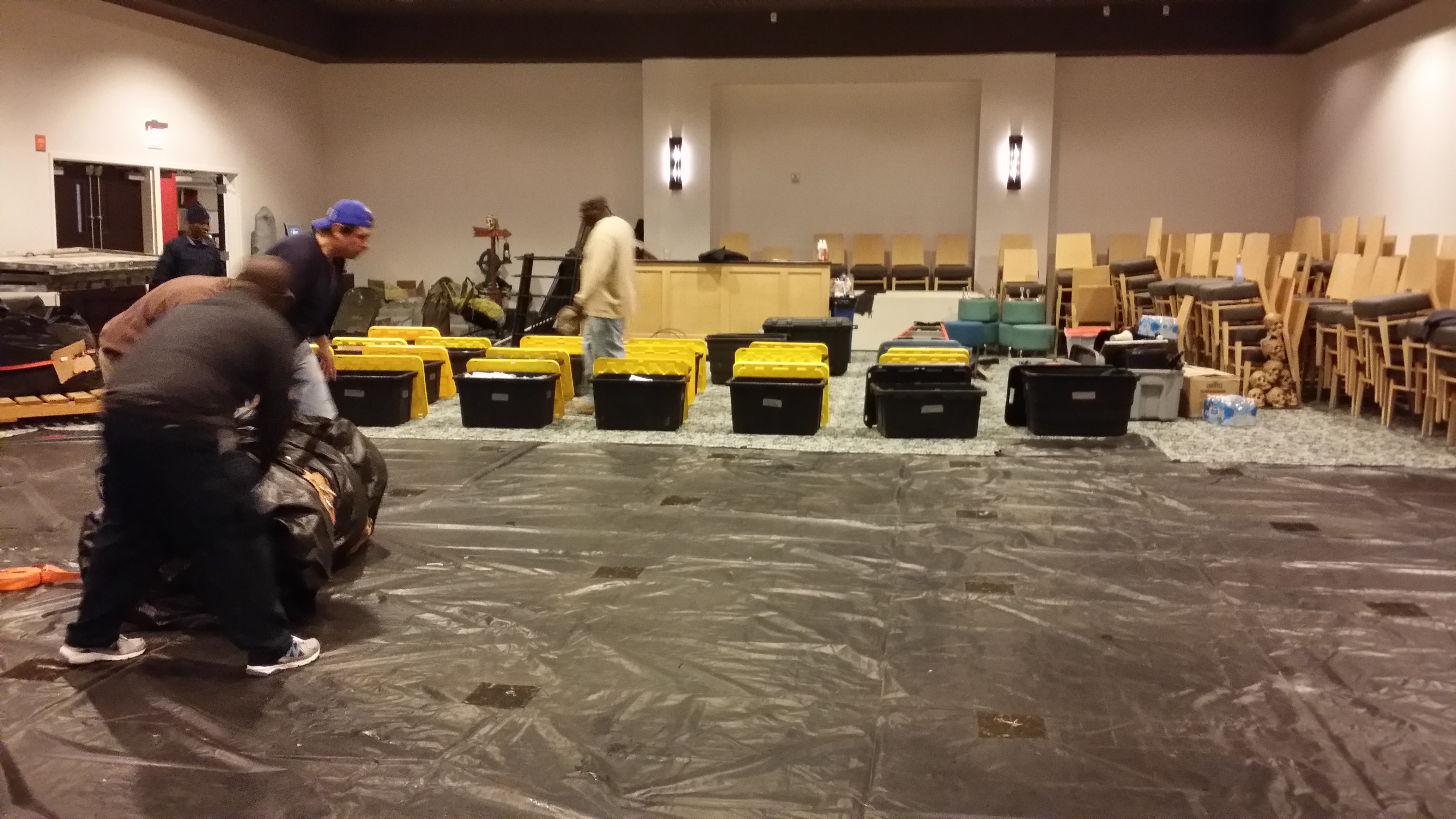 During Setup (1)