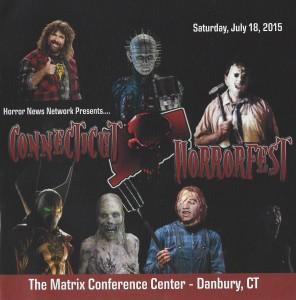 CT Horror Fest Poster